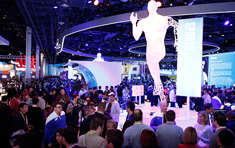 Medical-Related Exhibits Post Rapid Growth at CES