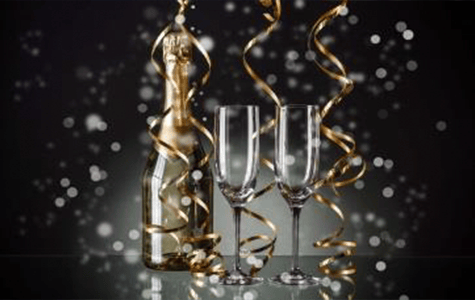 Champagne Study Emerges As Toast of the Internet