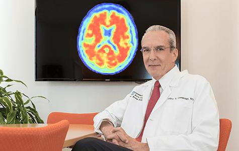 Dr. Jeffrey Cummings Attends Alzheimer's Association International Conference