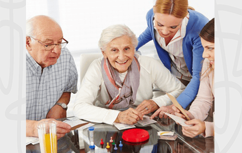Try These Activities with Loved Ones Affected by Memory Changes