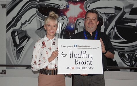 """Healthy Brains """"Lunch & Learn"""" Education Event – February 22, 2017"""