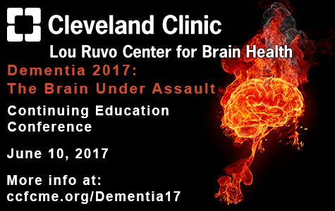 Dementia 2017: The Brain Under Assault – Continuing Education Conference