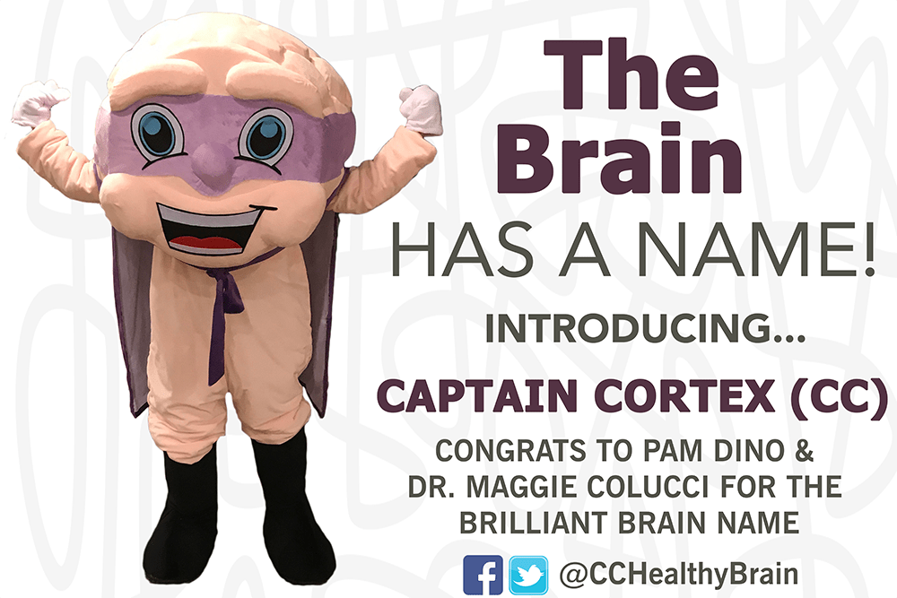 Our Brain Has a Name!