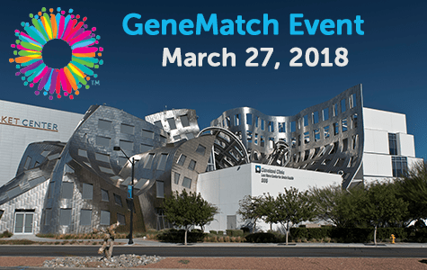 GeneMatch Event - March 27, 2018