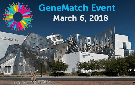GeneMatch Event - March 6, 2018