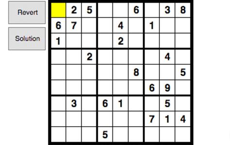 Sudoku Puzzle 6